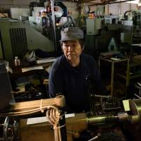 In Japan's industrial heartland, some see no alternative to Abe