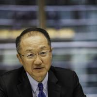 World Bank head Kim sees disappointing growth after Brexit