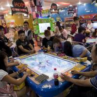 Video games may become China's best cultural export