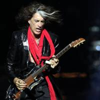 Aerosmith's Joe Perry collapses during concert