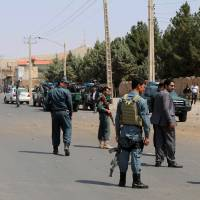 Taliban attacks over in two days in Helmand province kill 24 police officers