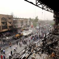 Women, children among over 90 people killed, nearly 200 injured in separate Baghdad car bombings