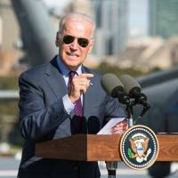 Biden meets Australian leaders, talks up military ties