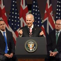 Election won't affect pivot to Asia, Biden tells Australians