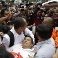 Critic of Cambodian government shot dead over money, police say