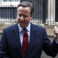 Cameron steps down, leaving legacy of failure