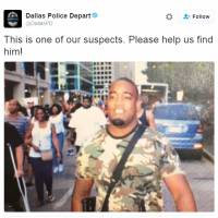 Black man whom police wrongly identified as Dallas shooting suspect speaks out