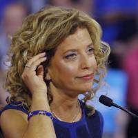 Wasserman Schultz quits helm as DNC tries to regroup amid email leaks some lay to Russians