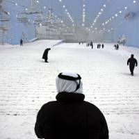 Operator of Dubai ski slope to offer overnight camping in cooler conditions