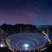 China eyes hunt for alien life with giant radio telescope