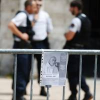 French ID second church attacker; police had warning about him