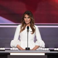 Trump camp tries to quell storm as speech writer admits cribbing Michelle Obama quotes