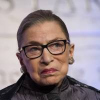 Ginsburg now admits criticism of Trump 'ill-advised' but bias not first for a justice