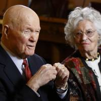 All a-Twitter as John Glenn turns 95