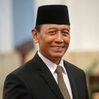 Indonesia names controversial ex-general as security chief