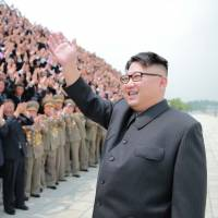 North Korean leader Kim Jong Un piling on the pounds, Seoul's spies say