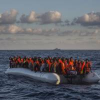 41 apparent migrants found drowned on Libyan beach