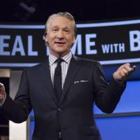 Bill Maher readies 'Real Time' specials to mine Trump convention comic nuggets, unless there's riots