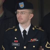 Transgender Pvt. Chelsea Manning quietly taken from prison for brief hospital stay