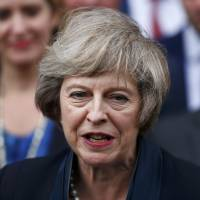 Pragmatic Theresa May, Britain's next leader, follows in footsteps of Thatcher