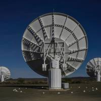 First image released from globe-spanning radio telescope