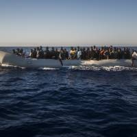 17 migrants found dead, 1,128 rescued in Mediterranean