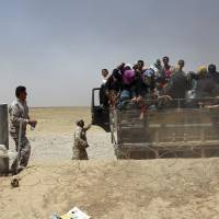As Mosul fight nears, Islamic State foes face crisis over potential 2.4 million displaced civilians