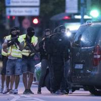 German-Iranian man, 18, kills nine in Munich shooting rampage