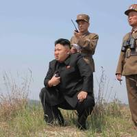 Seoul says North Korean sub-fired missile appears to have failed