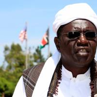 Obama's Kenyan half-brother feels let down, says he will vote for 'really cool' Trump