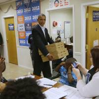 Obama campaign machine cross-pollinating to Clinton's with coveted voter, donor data