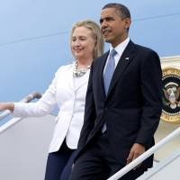 As co-dependents, Obama set to stump for foe-to-friend Clinton in Charlotte