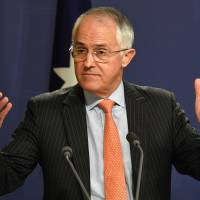 Australian leader Turnbull takes 'full responsibility' for poll debacle, vows to carry on