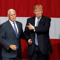Cool-headed Pence seen as possible counterbalance veep for tempestuous Trump