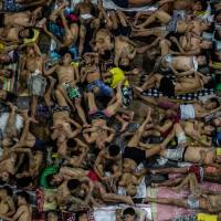 Duterte's war on criminals sees old, overcrowded jails packed with people awaiting trial