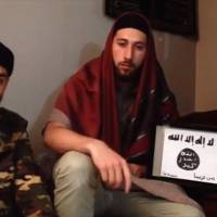 Islamic State airs video of France church attackers; hostage recalls horror