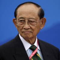 Former Philippine President Fidel Ramos has accepted a position as special envoy to China after rebuffing earlier offers for the post over age and health concerns. | BLOOMBERG