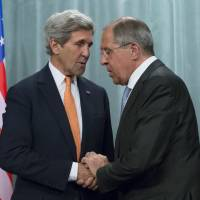 U.S., Russia agree to take 'new steps' toward ending Syrian civil war