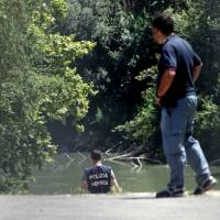Robbery-murder suspected after body of Wisconsin student, 19, found in Rome river