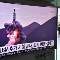 Pyongyang may have SLBM capability in year: U.S. expert
