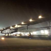 Solar Impulse 2 completes historic circumnavigation, lands in Abu Dhabi