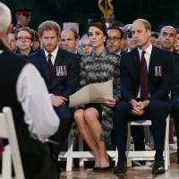 U.K. royals to mark Somme centenary in France