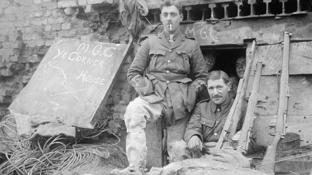 100 years on, Prince William pays tribute to lost Somme generation