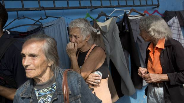 Cash-strapped Brazil to shut Rio's busy soup kitchens feeding hungry