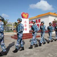 China intensifies opposition ahead of South China Sea ruling