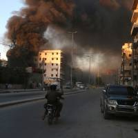 Civilian toll mounts as regime forces foil Syrian rebel bid to reopen key Aleppo route