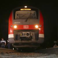 Islamic State group claims responsibility for train attack in Germany