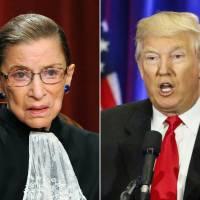 Trump slams critical justice known as Notorious RBG, tweets 'her mind is shot  — resign!'