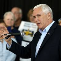 Nice attack spurs Trump to delay naming VP pick but Pence seen to get the nod