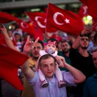 Police, judges, teachers among over 50,000 targeted in Erdogan purge after failed Turkish coup